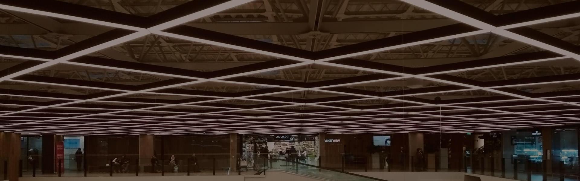 Какими должны быть светодиодные торговые светильники?