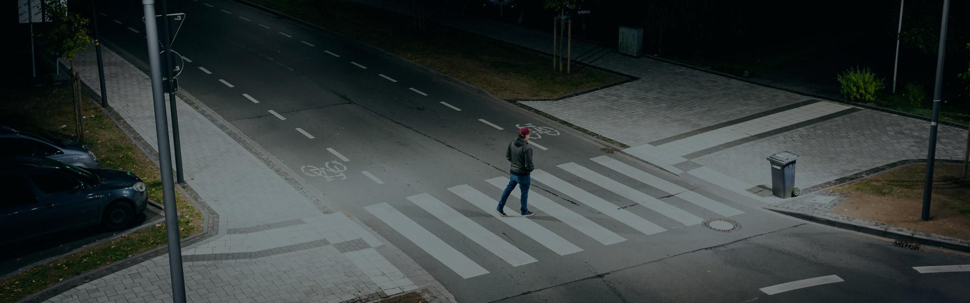 Уличные светодиодные светильники с автоматикой ledz