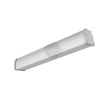 ledz e-Line 40 BM фасадный светодиодный светильник для архитектурной подсветки, купить светильники для подсветки недорого, светильники Минск, уличные светильники пролайт, ДжиВиЭй Лайтинг фасадные светильники
