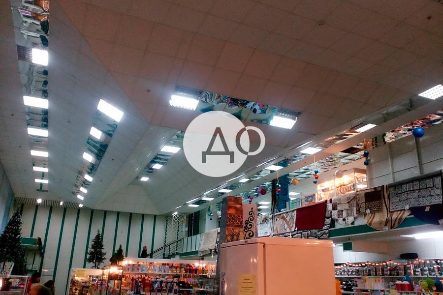 купить недорого светодиодные светильники для торговли ledz e-Trade 100 CM в Минске