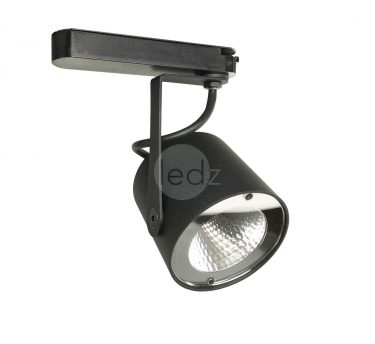 ledz e-Track 900 black track LED luminaire for busbar for meat