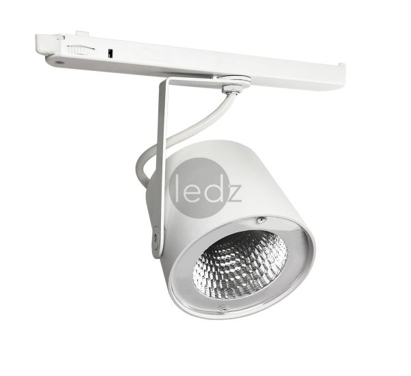 ledz e-Track 900 J0 white track LED busbar luminaire with a spectrum of light for alcohol