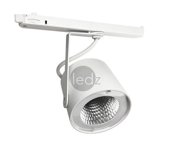 ledz e-Track 900 J0 white track LED busbar luminaire with a spectrum of light for alcohol