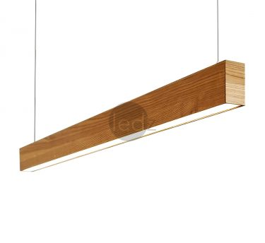 Unique LED wooden luminaires ledz e-Deco 150-300 dM are designed and manufactured in Belarus. The choice is available veneer of any wood species, an array of elite species, as well as a built-in emergency power supply