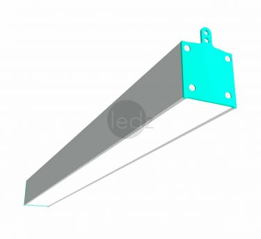 Светодиодные светильники ledz e-Line 150-300 FM отлично подходят для ритейла. Благодаря высокой светоотдаче до 150лм/Вт в любом гипермаркете, розничной сети, DIY или бутике они будут создавать отличное освещение. Разработан и произведён в Беларуси
