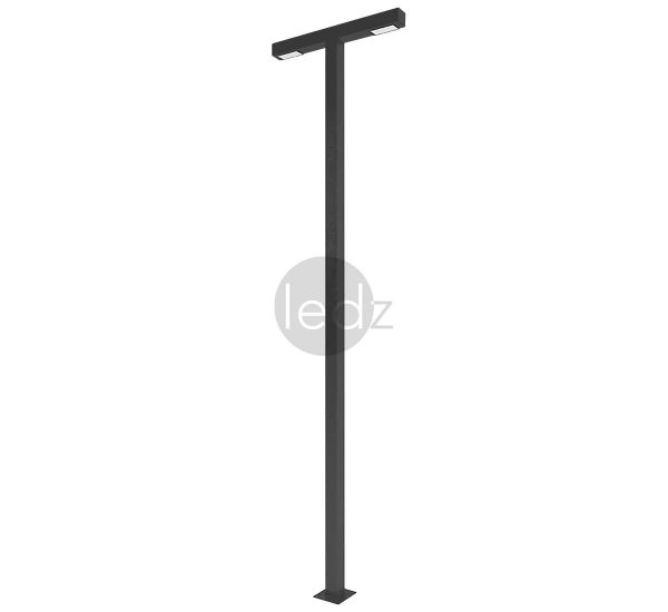 led e-Park premium designer park lights for parks, cottages, shopping centers