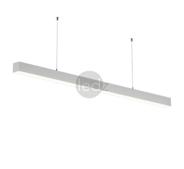 The ledz e-Admin AM premium LED luminaires are designed for offices, receptions, hotels, business centers, show booms and boutiques. The aluminum anodized profile dissipates heat well and looks great, the LED modules of our own design have high light output, and Italian drivers have a warranty of up to 10 years. Made in Belarus